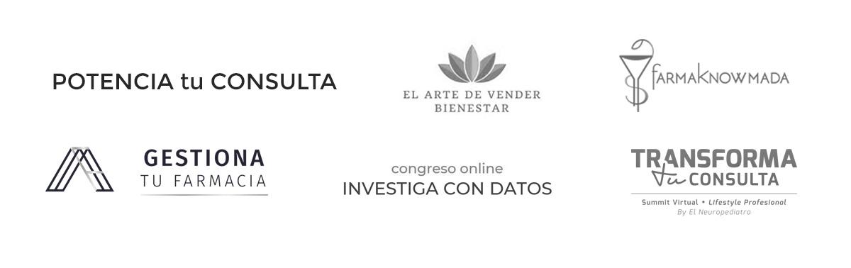 Congresos online donde Javi Vicente ha participado